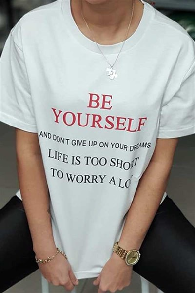 Be Yourself Tshirt