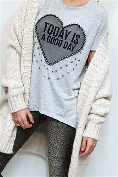 Good Day İncili Tshirt