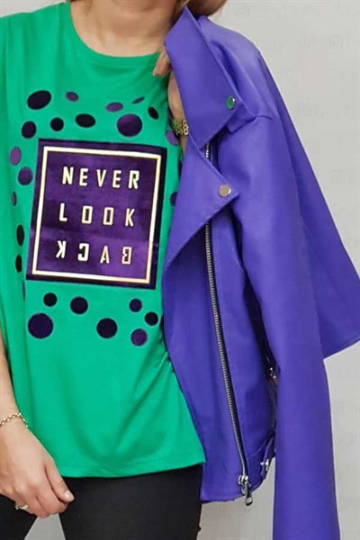 Never Look Back Tshirt