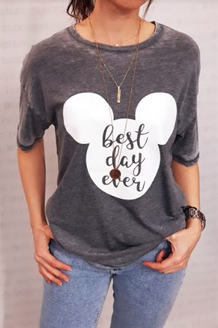 Best Day Ever Mickey Tshirt