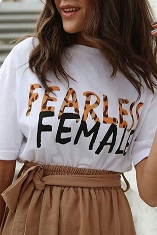 Fearless Female Tshirt
